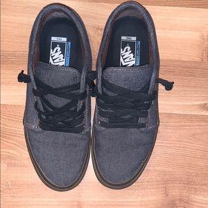 Vans Ultracush skate board shoes gray size 10